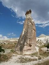 Une Cheminee De Fee En Cappadoce Photo De Voyage
